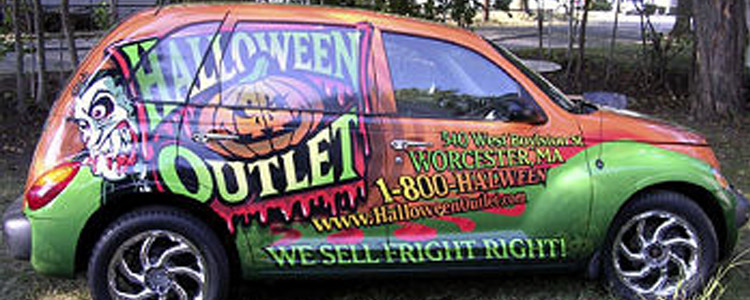 Halloween Outlet