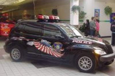 Township of Roxbury, New Jersey D.A.R.E. PT Cruiser