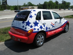 All South Federal Credit Union PT Cruiser