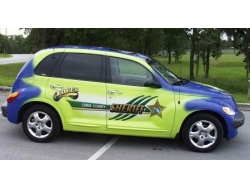 Citrus County DARE PT Cruiser