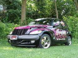 Garfield  NJ  DARE PT Cruiser