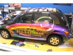 Group Z Color PT Cruiser ~ ADD LOCATION