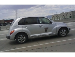 Northern Title Company PT Cruiser ~ Wyoming