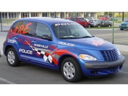 Roseville MI DARE PT Cruiser