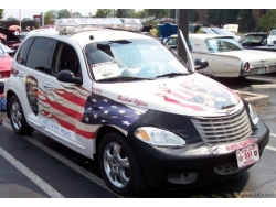 St Louis County DARE PT Cruiser
