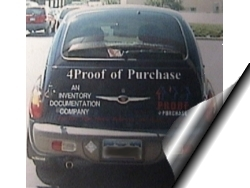 4 Proof of Purchase PT Cruiser ~ Saratoga Springs, Utah
